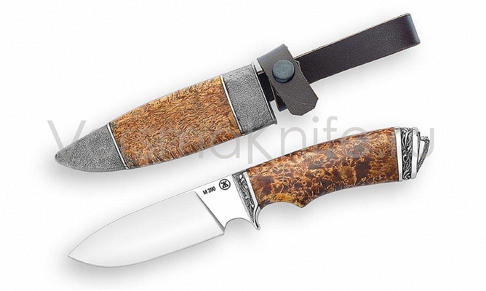Нож Бобр М390